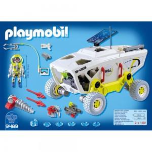 Mars-Erkundungsfahrzeug Playmobil