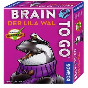 Brain to go - Der lila Wal