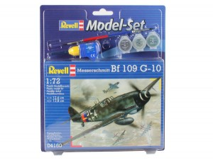 Model Set Messerschmitt Bf-109
