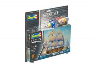Model Set HMS Victory 1:450