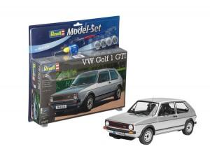 Model Set VW Golf 1 GTI