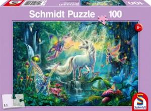 Im Land der Fabelwesen Puzzle 100 Teile