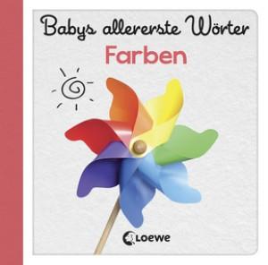 Babys allererste Wörter: Farben