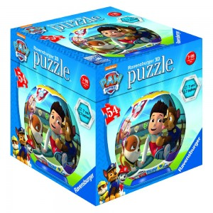 PAW:Paw Patrol Puzzleball 54T
