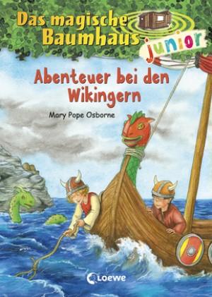 Das magische Baumhaus junior 15 - Abenteuer bei den Wikingern