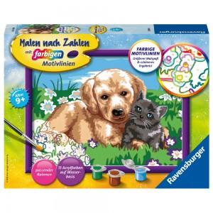 Hund und Katze MnZ Serie D