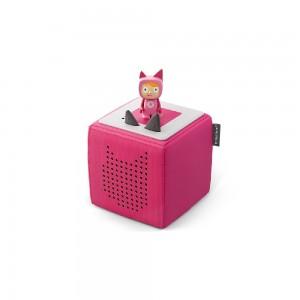 Toniebox Starterset Pink (Kreativ-Tonie)