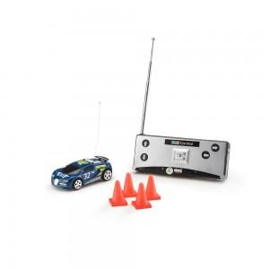 Mini RC Racing Car, blau