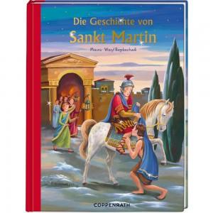 Die Geschichte von Sankt Martin-Mini Ausgabe
