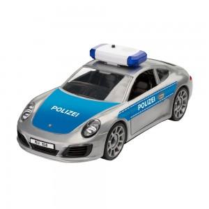 JUNIOR KIT Porsche 911 Polizei