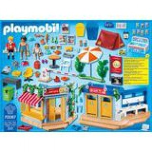 Großer Campingplatz Playmobil
