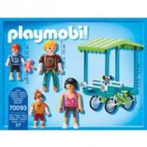 Familien-Fahrrad