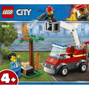 Feuerwehr beim Grillfest 60212 LEGO® City