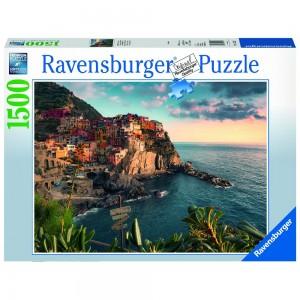 Blick auf Cinque Terre Puzzle 1500 Teile