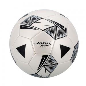 Fußball Classic II Pearl, Gr. 5/22cm, 400gr, weiß/orange/rot/blau 4fach sortiert
