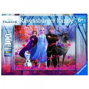 DFZ: Frozen 2 Puzzle 100 Teile XXL
