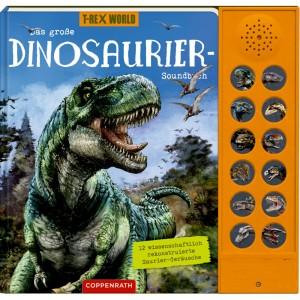 Das große Dinosaurier Soundbuch T-Rex World