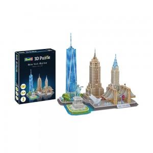3D Puzzle City Line New York