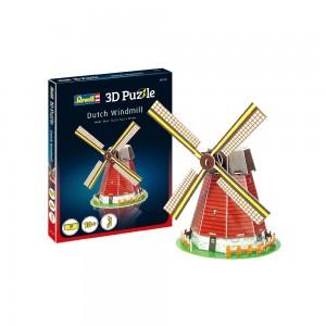 Mini 3D Puzzle Windmühle