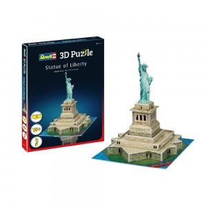 Mini 3D Puzzle Freiheitsstatue
