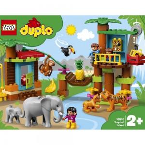 Baumhaus im Dschungel LEGO® DUPLO® 10906