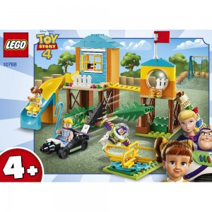 Buzz & Porzellinchens Spielplatzabenteuer 10768 LEGO® 4+