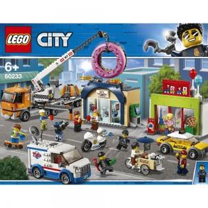 Große Donut-Shop-Eröffnung 60233 LEGO® City