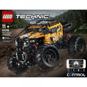 Allrad Xtreme-Geländewagen LEGO® Technic 42099