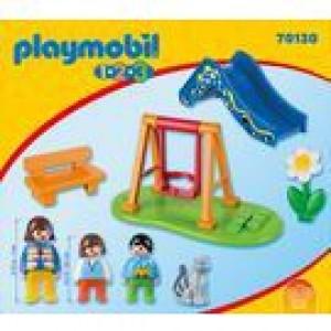 Kinderspielplatz Playmobil