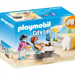 Beim Facharzt: Zahnarzt Playmobil
