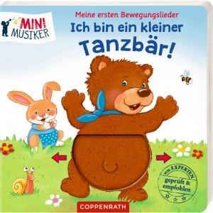 Bewegungslieder: Ich bin ein kleiner Tanzbär!