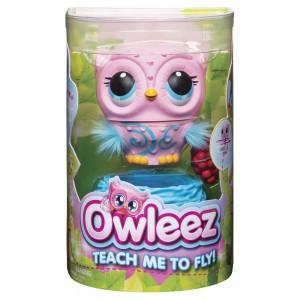 Owleez Pink Deco