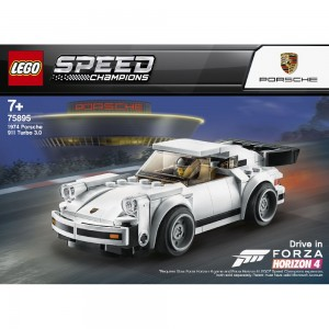 1974 Porsche 911 Turbo 3.0 LEGO® Speed Champions 75895