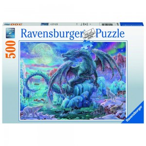 Eisdrache Puzzle 500 Teile