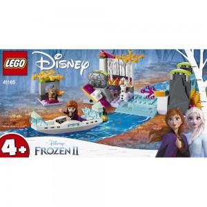 Annas Kanufahrt LEGO® Disney Princess 41165