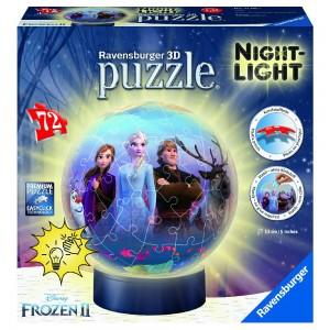 DFZ 2: Frozen 2 3D Puzzle-Ball
