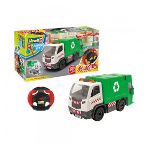 Junior Kit RC Garbage Truck