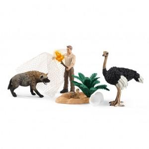 Angriff der Hyäne Schleich Wild Life 42504