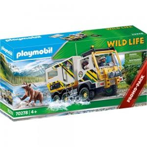 Expeditionstruck Playmobil 70278