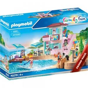 Eisdiele am Hafen Playmobil 70279
