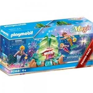 Korallen-Lounge der Meerjungfrauen Playmobil 70368