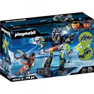 Arctic Rebels Eisroboter Playmobil 70233