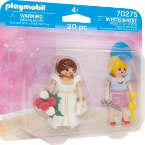 DuoPack Prinzessin und Schneiderin Playmobil 70275
