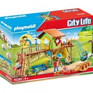 Abenteuerspielplatz Playmobil 70281