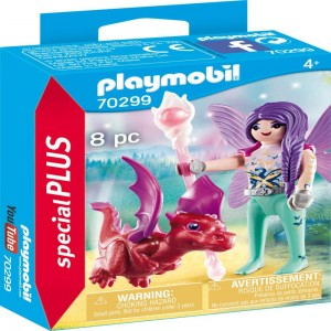 Fee mit Drachenbaby Playmobil 70299