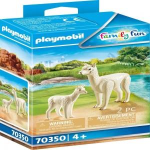 Alpaka mit Baby Playmobil