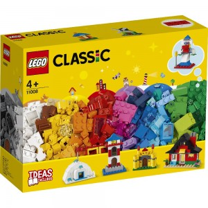 Bausteine - bunte Häuser LEGO® Classic 11008