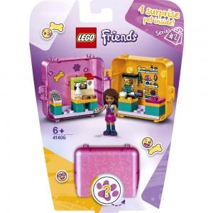 Andreas magischer Würfel – Tiergeschäft 41405 LEGO® Friends