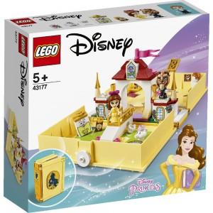 Belles Märchenbuch LEGO® Disney Princess 43177