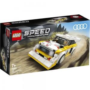 1985 Audi Sport quattro S1 LEGO® Speed Champions 76897